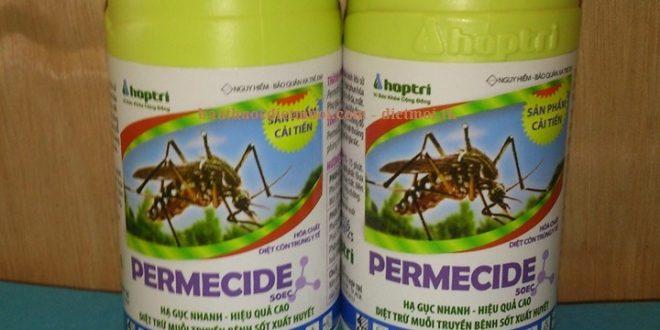 Thuốc diệt muỗi Permecide 50EC Hàng Việt Nam chất lượng cao