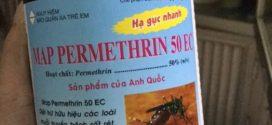 Thuốc diệt muỗi Map Permethrin 50EC chính hãng Map Pacific