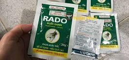 Thuốc đặc trị Ruồi RADO ruồi xanh